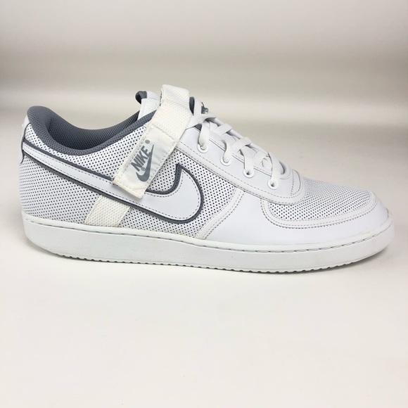 Nike Vandal Low Mens Triple White Retro